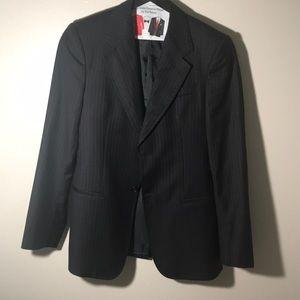 Armani Emporio 100% wool blazer(black Label)